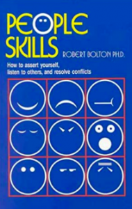 People Skills by Robert Bolton book cover