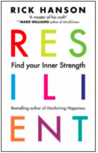 Resilient by Rick Hanson book cover