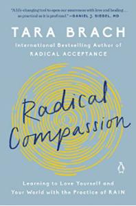 Radical Compassion by Tara Brach book cover